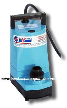 Bombas para agua residenciales comerciales e industriales for Bomba de agua para fuente de jardin